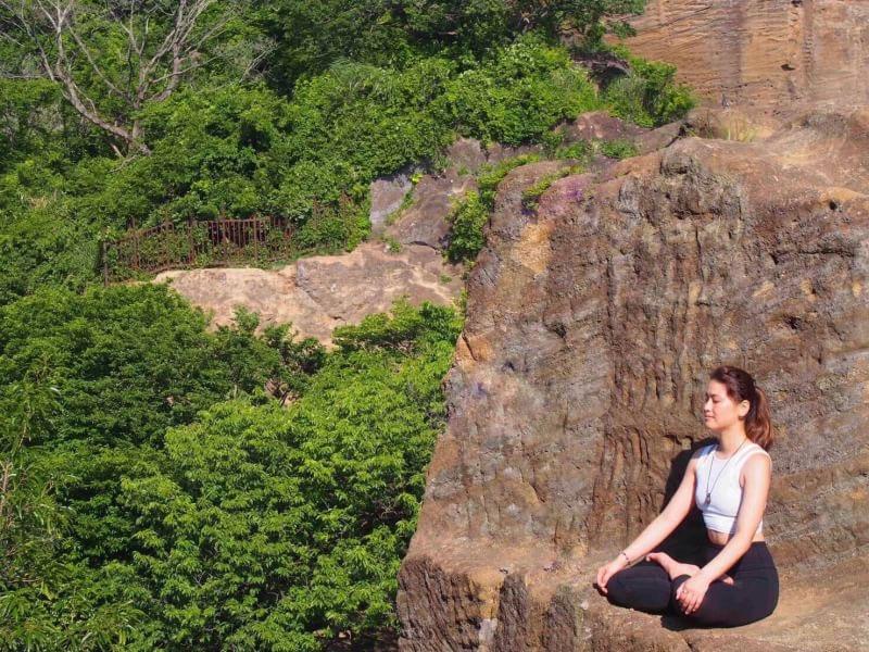 Yoga class :Haruna @ UNDER THE PALMO - HAYAMA MORITO BEACH