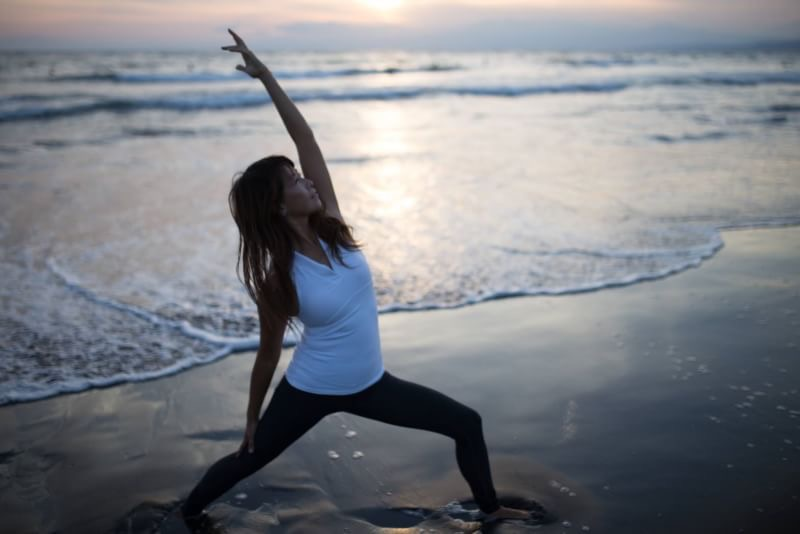 Yoga class: Yuko @ UNDER THE PALMO - HAYAMA MORITO BEACH
