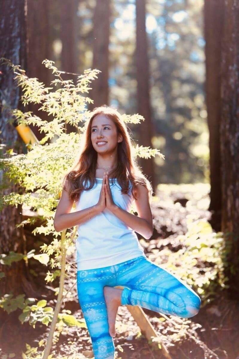 Yoga class: Nana @ UNDER THE PALMO - HAYAMA MORITO BEACH